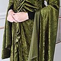Costume minerva mcgonagall