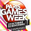 Paris games week 2014 : les dates !