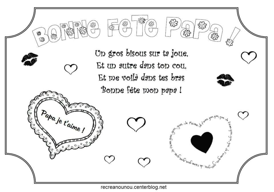 Poèmes Fêtes Des Pères Assistante Maternelle Argenteuil
