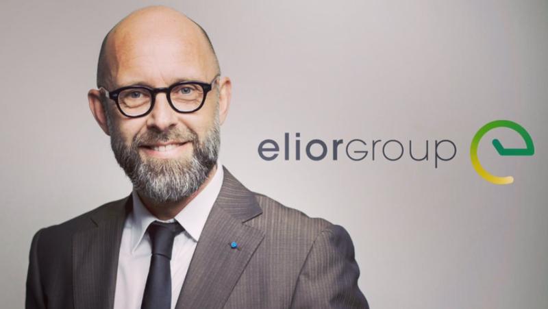 Frederic Fougerat - Directeur de la communication du groupe Elior