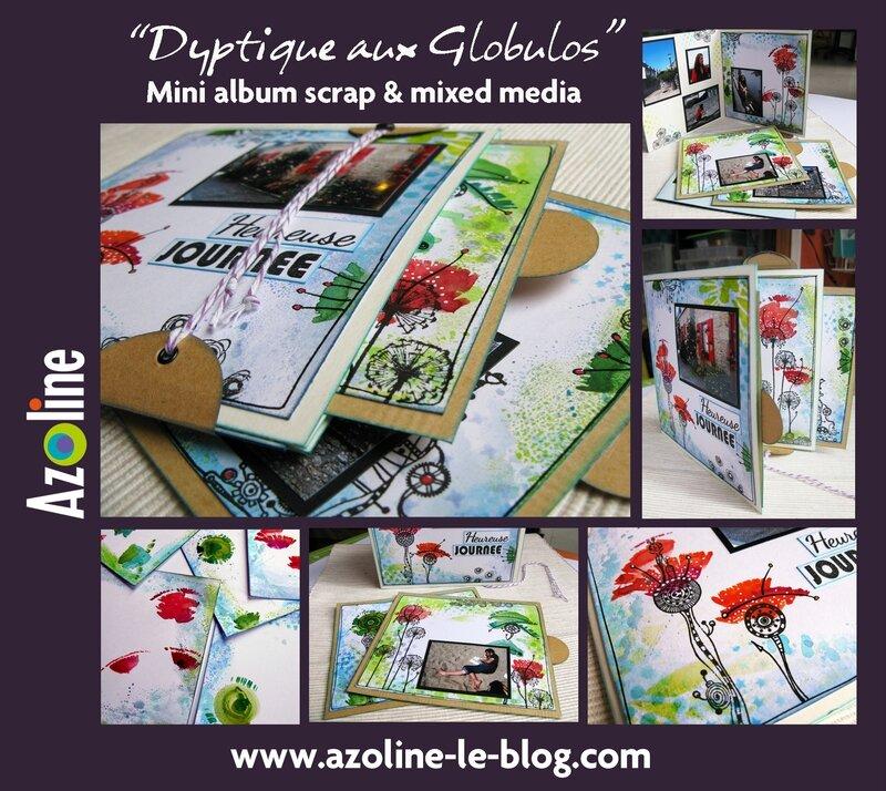 _ Affichette Dyptique Globulos
