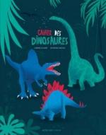 Cahier des dinosaures couv