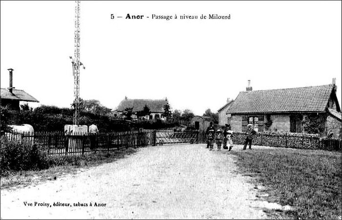 ANOR-MILOURD