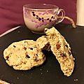 Cookies pécan macadamia
