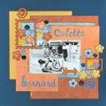 1962-Colette et Bernard