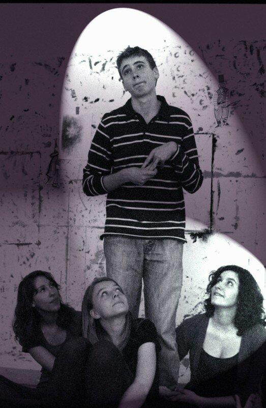 Eli et les filles (Rizlane, Justine, Lola)
