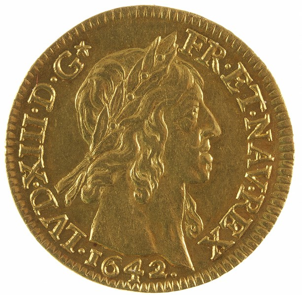 louis-xiii-1610-1643-louis-or-1642-1369996507435392