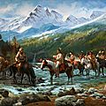 John%20Colter's%20Encounter%20with%20the%20Blackfeet