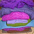 Knit and crochet blog week - jour 4