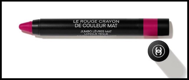 chanel rouge crayon mat 6 impact