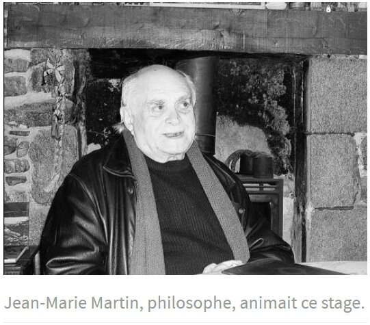J-M Martin, le Télégramme 2004