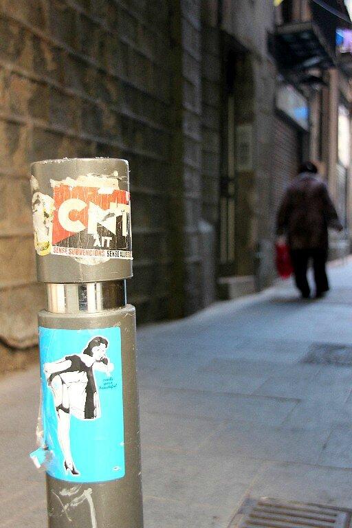 Barcelone -La Ribera_5997