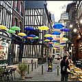 Place dominique laboubee - parapluies