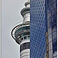 Sky tower variations n°2