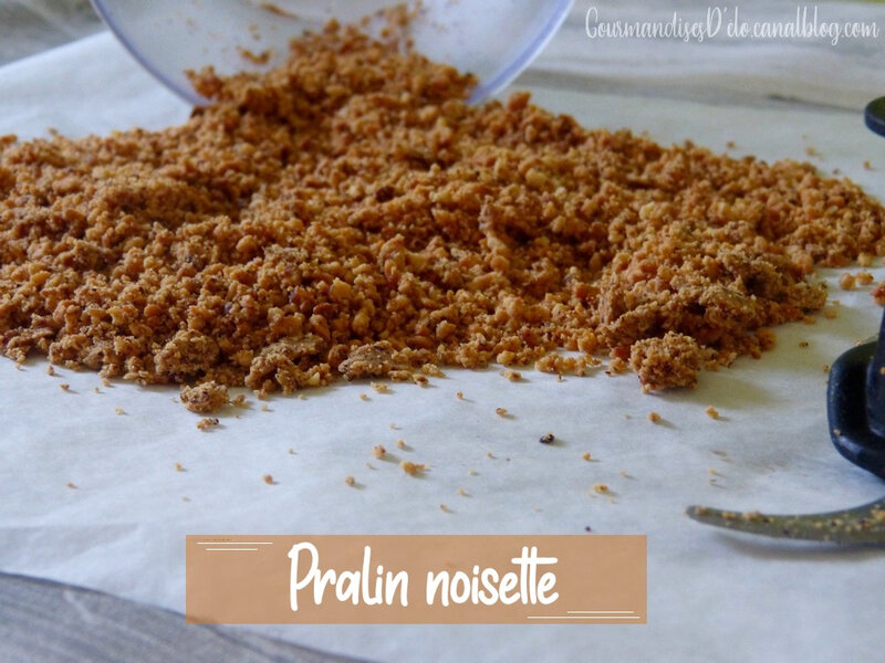 Pralin noisette