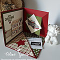 Carte cadeau - collection ferme festive
