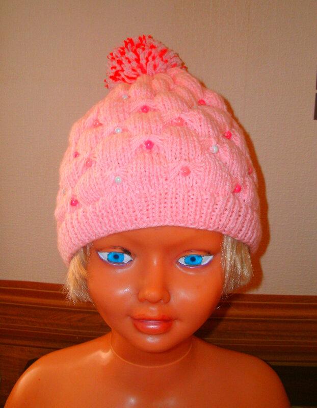 bonnet rose
