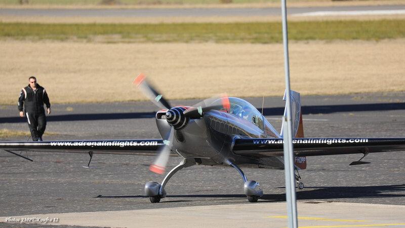 Photos JMP©Koufra 12 - La Cavalerie - Aérodrome - avion - Voltige - Extra 300 - 03032019 - 0524