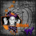 Nouveau kit spooky day de jill creation