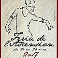 Alès - feria de l'ascension 2017 - carteles