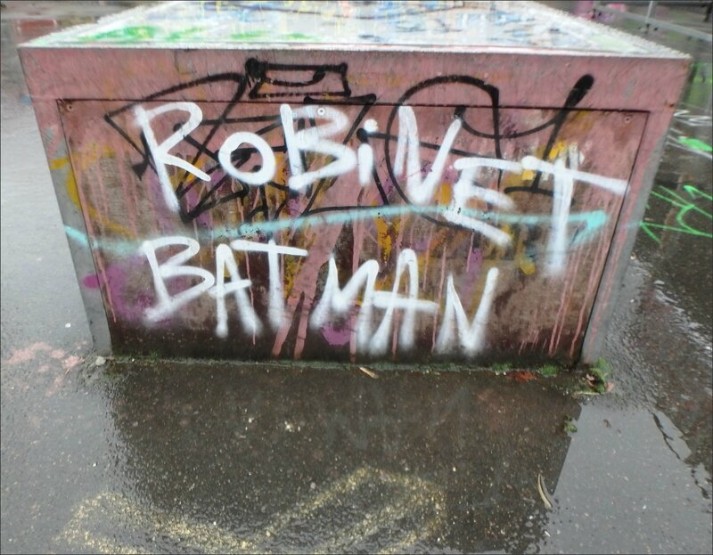 graff batman robinet 150117