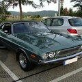 Dodge challenger hardtop coupe-1972
