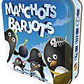 Boutique jeux de société - Pontivy - morbihan - ludis factory - Manchots barjots