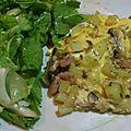 Omelette paysanne