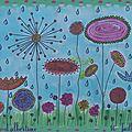 Art journal # 57 : pluie