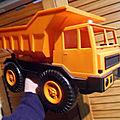 00721 camion benne marque mob superjouet
