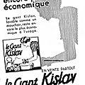 Le gant kislav