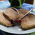 Recette: pancakes sans sucre et plein de fibres