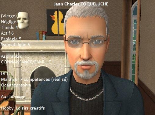 Jean Charles Coqueluche