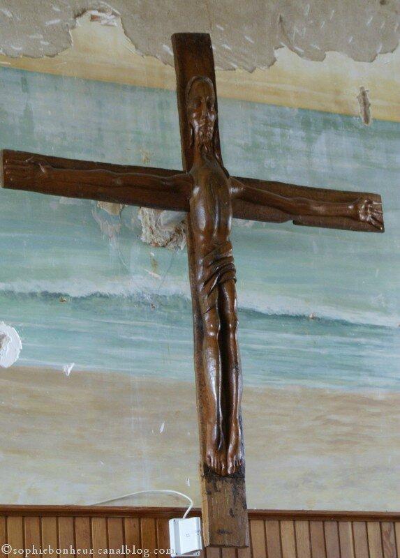 Préfailles chapelle christ