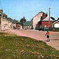 LIESSIES-La Rue du Maréchal Foch (2)