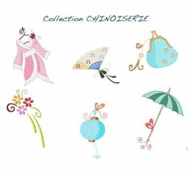 COLLECTION CHINOISERIE