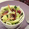Salade fraicheur d'automne