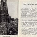 Bapteme des cloches de st christophe 4 juin 1961