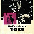 Thx 1138 (l'ignorance, c'est la force)