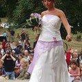 Défilé de robes de mariées avec ADELINE MARIAGE