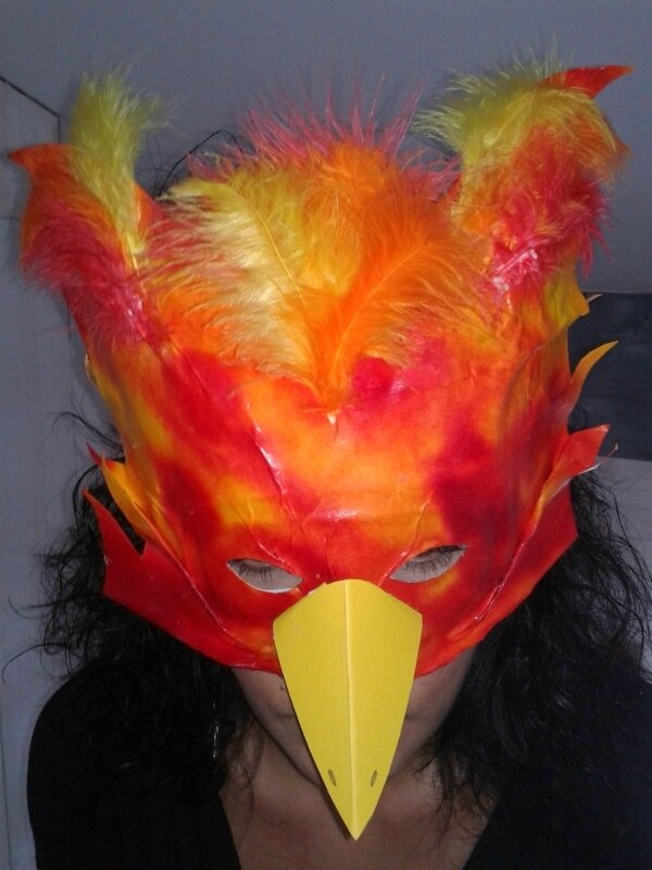 Oiseau de feu