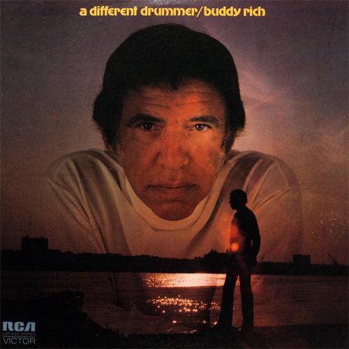 Buddy Rich - 1971 - A Different Drummer (RCA)
