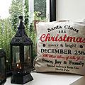 Sal coussin christmas