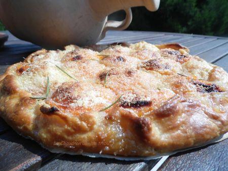 tarte aux abricots romarin 1