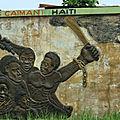 La vaudou haitien contre l'imperialisme europeen dans les ameriques !