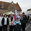 20 Départ Marche 5 km et Course 5 10 15 20 km Téléthon 07 dec 2013 Dream Team Pimpren'Ailes B