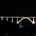 Viaduc de Garabit - de nuit -