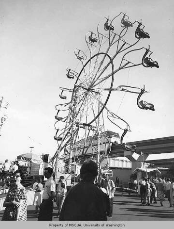 Giant Wheel - Seattle Fair 21