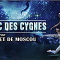 « le lac des cygnes », un ballet prestigieux mené à la perfection.