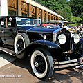 Rolls Royce phantom 1 de 1931 (37ème Internationales Oldtimer meeting de Baden-Baden) 01